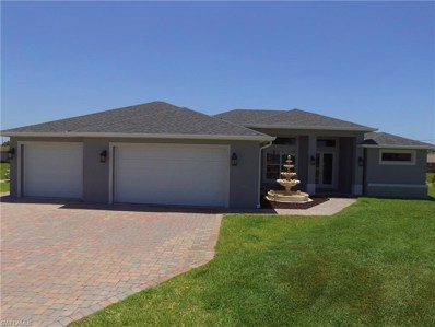 1233 14th PL, Cape Coral, FL 33909 - #: 219038094