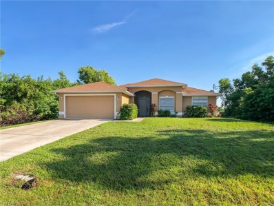 2825 Embers TER, Cape Coral, FL 33991 - #: 219038550