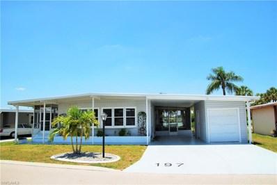 197 Nicklaus BLVD, North Fort Myers, FL 33903 - MLS#: 219039265