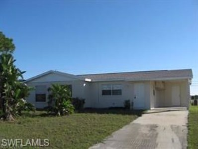 1017 7th PL, Cape Coral, FL 33909 - MLS#: 219039350