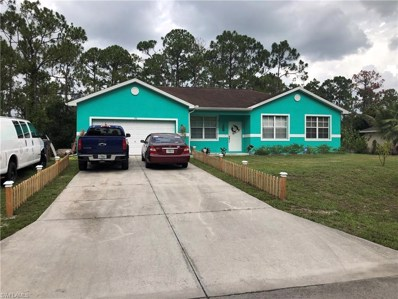 191 Lomax S AVE, Lehigh Acres, FL 33974 - #: 219041208