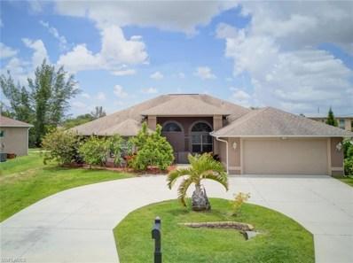 118 20th ST, Cape Coral, FL 33990 - MLS#: 219041332