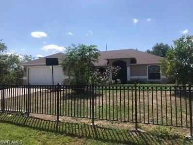 837 Gulf LN, Lehigh Acres, FL 33974 - MLS#: 219046523