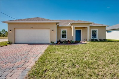 1736 36th TER, Cape Coral, FL 33914 - MLS#: 219053939
