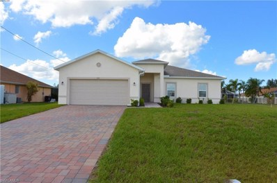 728 37th AVE, Cape Coral, FL 33993 - MLS#: 219058552