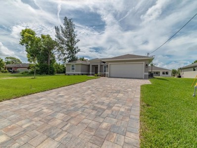 1836 38th TER, Cape Coral, FL 33914 - MLS#: 219059278