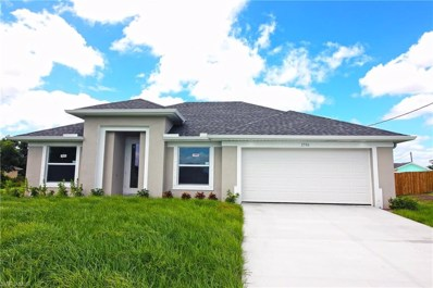 2706 2nd AVE, Cape Coral, FL 33993 - MLS#: 219059856