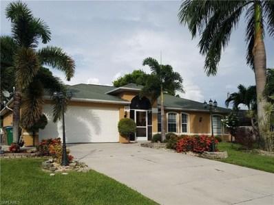 805 4th AVE, Cape Coral, FL 33991 - MLS#: 219065103