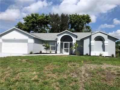 821 SW 4th Ave, Cape Coral, FL 33991 - #: 219066850