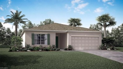 1016 36th PL, Cape Coral, FL 33991 - MLS#: 219070622