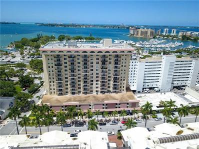 101 S Gulfstream Avenue UNIT 14B, Sarasota, FL 34236 - MLS#: A4146779