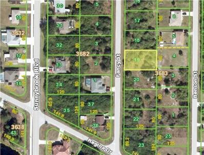 7132 Fancy Street, Englewood, FL 34224 - MLS#: A4153825
