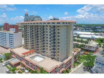 101 S Gulfstream Avenue UNIT 16B, Sarasota, FL 34236 - MLS#: A4159233
