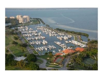 2600 Harbourside Drive UNIT J-10, Longboat Key, FL 34228 - MLS#: A4165602