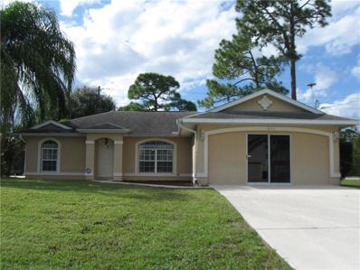 4981 Weatherton Street, North Port, FL 34288 - MLS#: A4166956