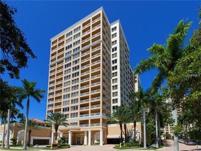 35 Watergate Drive UNIT 1804, Sarasota, FL 34236 - MLS#: A4168324