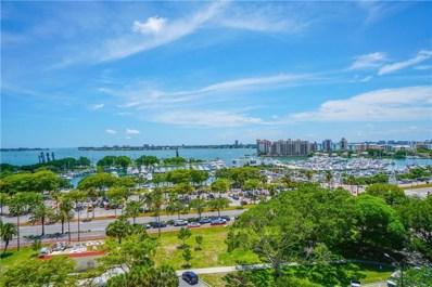 101 S Gulfstream Avenue UNIT 11F, Sarasota, FL 34236 - MLS#: A4168441