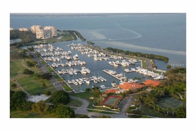 2600 Harbourside Drive UNIT P-02, Longboat Key, FL 34228 - MLS#: A4170135