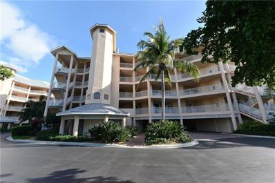 1260 Dolphin Bay Way UNIT 401, Sarasota, FL 34242 - MLS#: A4173008