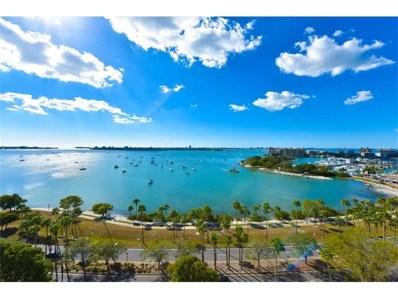 555 S Gulfstream Avenue UNIT 1501, Sarasota, FL 34236 - MLS#: A4173929