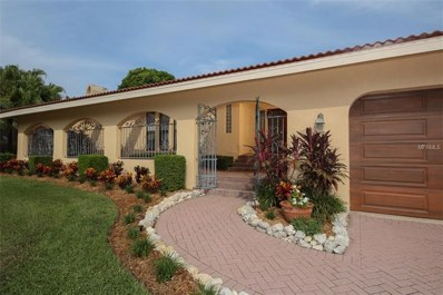 521 Harbor Gate Way, Longboat Key, FL 34228 - MLS#: A4175034