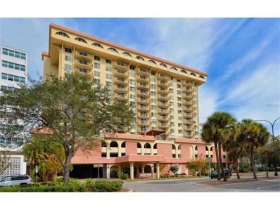 101 S Gulfstream Avenue UNIT 14G, Sarasota, FL 34236 - MLS#: A4175649