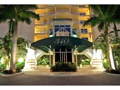 340 S Palm Avenue UNIT 10, Sarasota, FL 34236 - MLS#: A4175742