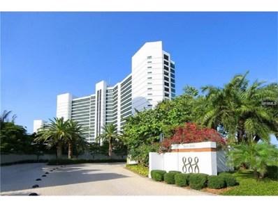 888 Blvd Of The Arts UNIT 102, Sarasota, FL 34236 - MLS#: A4175971