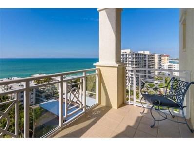 2050 Ben Franklin Drive UNIT B1004, Sarasota, FL 34236 - MLS#: A4176055