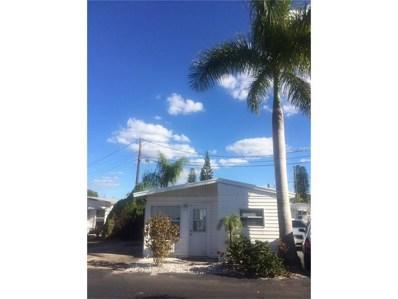 10315 Cortez Road W UNIT 72-4, Bradenton, FL 34210 - MLS#: A4178538