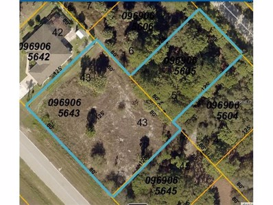 Skyview Drive, North Port, FL 34291 - MLS#: A4180279