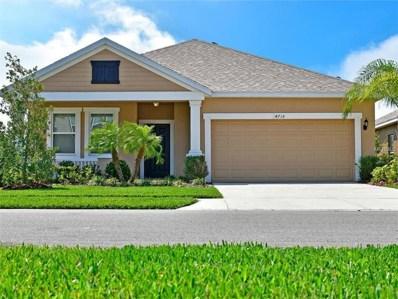 4718 Arbor Gate Drive, Bradenton, FL 34203 - MLS#: A4181760