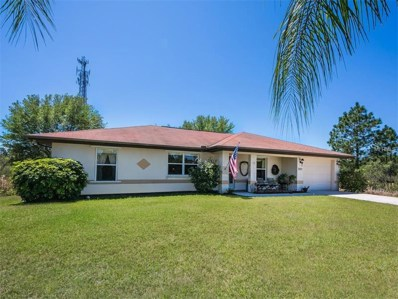 7071 Beckwith Avenue, North Port, FL 34291 - MLS#: A4181896