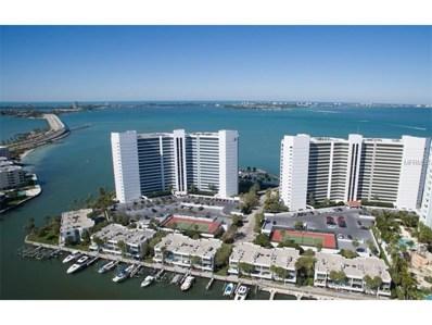 888 Blvd Of The Arts UNIT 605, Sarasota, FL 34236 - MLS#: A4182859