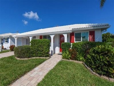 909 Spanish Drive N, Longboat Key, FL 34228 - MLS#: A4183393