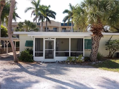 5955 Midnight Pass Road UNIT 12A, Sarasota, FL 34242 - MLS#: A4184063