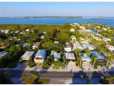 2807 Gulf Drive, Holmes Beach, FL 34217 - MLS#: A4184281