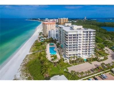1800 Benjamin Franklin Drive UNIT A702, Sarasota, FL 34236 - MLS#: A4184497