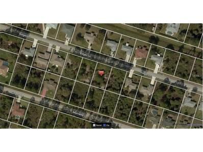 Vogler Lane, North Port, FL 34286 - MLS#: A4184804