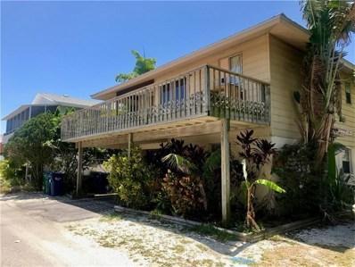 2515 Avenue B, Bradenton Beach, FL 34217 - MLS#: A4185303