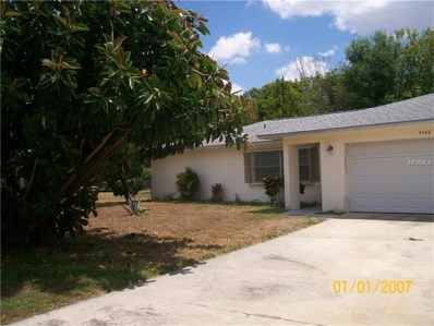 4508 1ST Avenue Drive NW, Bradenton, FL 34209 - MLS#: A4185320