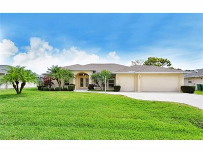 91 Pine Valley Lane, Rotonda West, FL 33947 - MLS#: A4185895