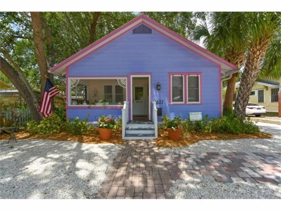1621 7TH Street, Sarasota, FL 34236 - MLS#: A4186402