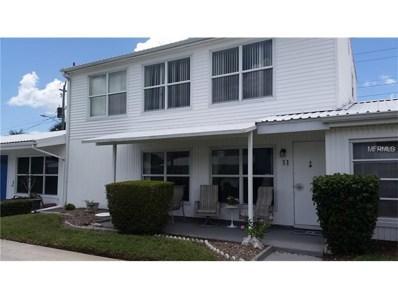 5858 Midnight Pass Road UNIT 11, Sarasota, FL 34242 - #: A4187127