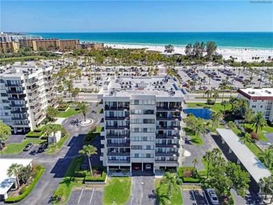 1001 Beach Road UNIT A-602, Sarasota, FL 34242 - MLS#: A4187333