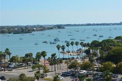 101 S Gulfstream Avenue UNIT 15G, Sarasota, FL 34236 - MLS#: A4187626