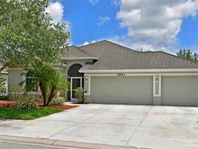 2921 122ND Place E, Parrish, FL 34219 - MLS#: A4187950