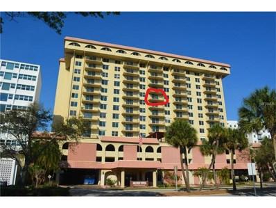 101 S Gulfstream Avenue UNIT 10H, Sarasota, FL 34236 - MLS#: A4187952