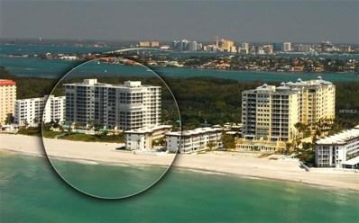 1800 Benjamin Franklin Drive UNIT B507, Sarasota, FL 34236 - MLS#: A4188540