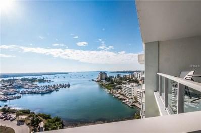 1111 N Gulfstream Avenue UNIT PH-B, Sarasota, FL 34236 - MLS#: A4188543